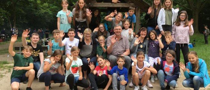 Jugendorchesterfahrt nach Nideggen